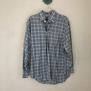 Vineyard Vines • Murray shirt in checked plaid